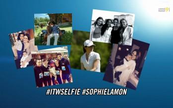 L'Interview Selfie: avec l'ancienne escrimeuse Sophie Lamon