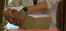 Tourtemagne: 2500 signatures contre un centre de requérants d'asile