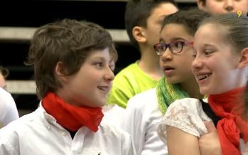 Les Cœurs-Unis de Champsec réunissent 1200 chanteurs à Bagnes