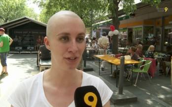 """Solidarité: """"CHauve pour la bonne cause"""" a fêté ses cinq ans"""