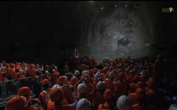 Gothard: un frein ou une chance pour l'achèvement du tunnel du Lötschberg?