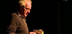 Le comédien Philippe Morand a officiellement transmis les clés des Alambics
