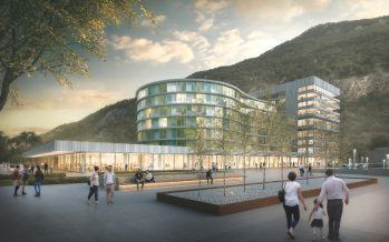 «United» remporte le concours pour la rénovation et l'extension de l'hôpital de Brigue