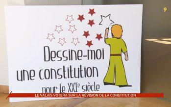 Une nouvelle constitution pour le Valais en 2023? Le Valais votera: plus de 7300 signatures récoltées