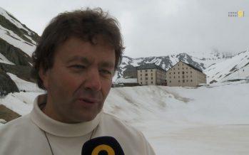 Grand-St-Bernard: hôtes et pèlerins sont attendus dans un hospice rénové