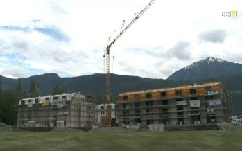 Immobilier: inquiétude sur le marché alpin de la construction