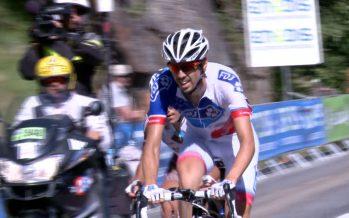 """Steve Morabito: à la """"Cyclo"""" avant les JO de Rio"""
