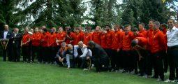 Crans-Montana offre aux footballeurs les avantages de l'altitude et deux terrains aux normes FIFA