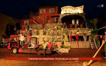 Théâtre du Croûtion: «Plus belle la vigne» à voir cet été au Bouveret