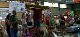 Euro 2016: le Portugal en fête! Immersion dans le centre portugais aux Îles Falcon à Sierre