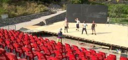 Théâtre de l'été à Sion: rencontre avec la compagnie sédunoise Boll & Roche