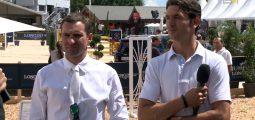 Jumping à Crans-Montana: Steve Guerdat et Romain Duguet évoquent les prochains Jeux de Rio