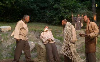 Théâtre: découverte de «Trésor sous la Montagne» avec Bernard Sartoretti et Virginie Monnet