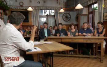 COMMUNALES 2016: débat à Collombey-Muraz
