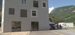 La maison de la santé de Sembrancher inaugurée par les autorités et les médecins