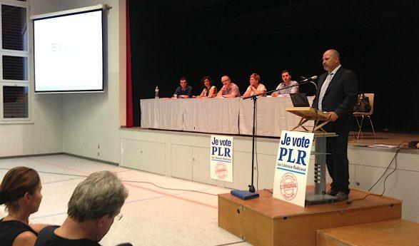 Cantonales 2017: le PLR du Bas désigne Claude Pottier
