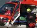 Accidents en montagne: les professionnels du sauvetage prêts à intervenir 24 h sur 24
