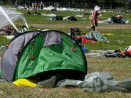 Open Air Gampel: 100'000 spectateurs et… des tonnes de déchets