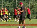 FC Sion: premier entraînement avec Peter Zeidler