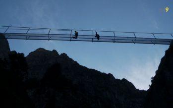 Randonnée pédestre: zoom sur la nouvelle passerelle du Tour des Dents-du-Midi