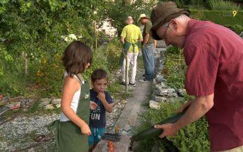 La permaculture, c'est tendance! À découvrir au Jardin d'Itagne