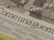 Séisme en Italie: solidarité en Valais. Interview de Domenico Mesiano, président d'Italia-Vallese
