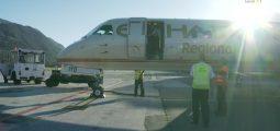 Sion: succès pour les vols vers Palma de Majorque; moments difficiles pour l'aviation d'affaire
