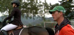Hippisme: portrait du Jurassien Alain Jufer dans le cadre des championnats de Suisse