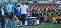 "FC Sion/Peter Zeidler: ""Un seul point mais on reste invaincu!"""