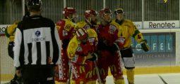 HC Sierre/HC Sion: ils visent le top 4 en première ligue