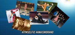 L'Interview Selfie: avec la patineuse Anaïs Morand