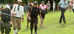 """Omega European Masters: les """"dinosaures"""" du golf sont loin de vouloir ranger leurs clubs"""