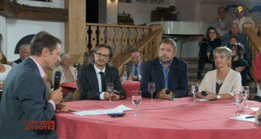 COMMUNALES 2016: débat à Crans-Montana