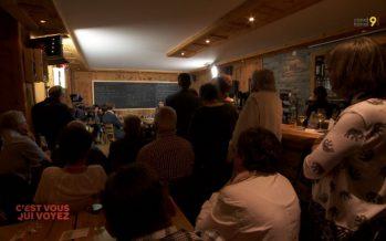 COMMUNALES 2016: débat à Salvan