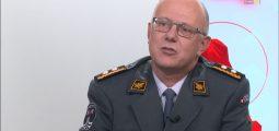 Entretien avec Philippe Rebord, nouveau chef de l'Armée suisse