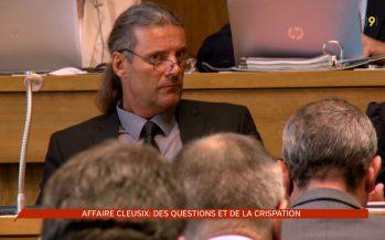 Affaire Cleusix au Grand Conseil: des questions et de la crispation