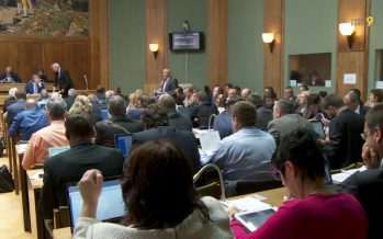 Loi sur l'aménagement du territoire au Grand Conseil: les députés acceptent l'entrée en matière
