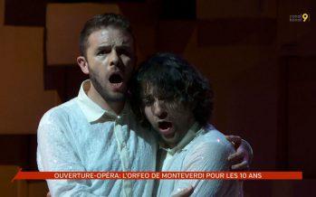 Ouverture-Opéra propose l'Orfeo de Monteverdi pour les dix ans de l'association