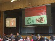 Parti socialiste du Valais romand: le principe d'une liste ouverte pour les cantonales 2017 accepté