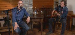 «Daibandjoa», une chanson en patois d'Arbaz avec Joël Nendaz et Paul Mac Bonvin