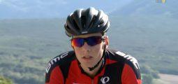 Cyclisme: rencontre avec Kilian Frankiny, le premier Haut-Valaisan à passer pro