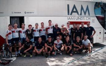 Les adieux de IAM Cycling