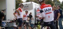 """""""Clap de fin"""" pour IAM Cycling: reportage au Tour de Lombardie"""