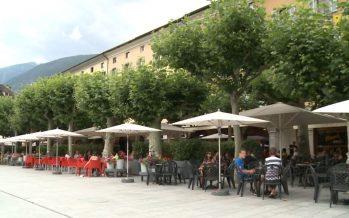 Nouveau record d'affluence pour la Foire du Valais: quelles retombées en ville de Martigny?