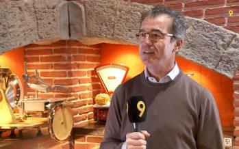 Colella: l'entreprise familiale italienne vient depuis dix ans à la Foire du Valais