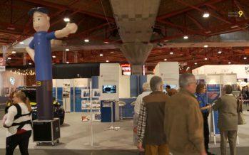 La douane s'expose à la Foire du Valais: interview de Michael Frossard
