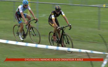 Cyclocross: pour la première fois, l'EKZ Crosstour a fait halte à Aigle