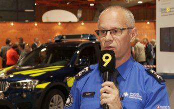 Découverte du rôle des gardes-frontières avec Jacques Javet