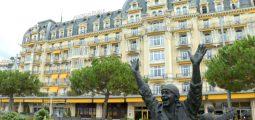 Candidature aux JO d'hiver 2026: Montreux se propose comme ville hôte