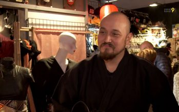 Japon: des kimonos revisités. Interview du styliste Tatsuki